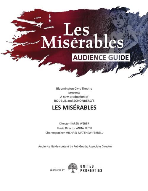 Les Misérables Audience Guide