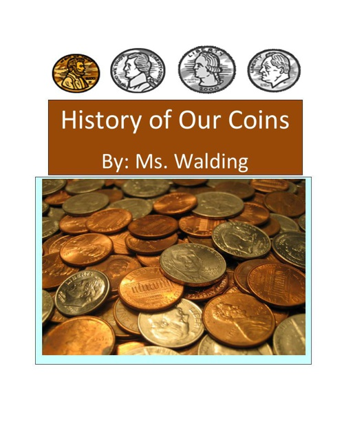 History of Our Coins Flip Book