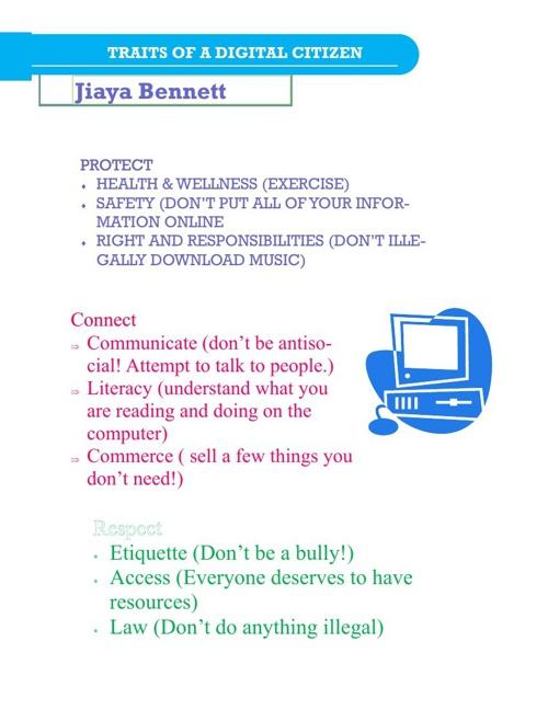 traits of a digital citizen 1