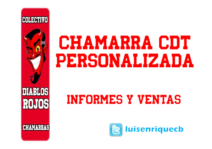 CATALOGO CHAMARRA CDT