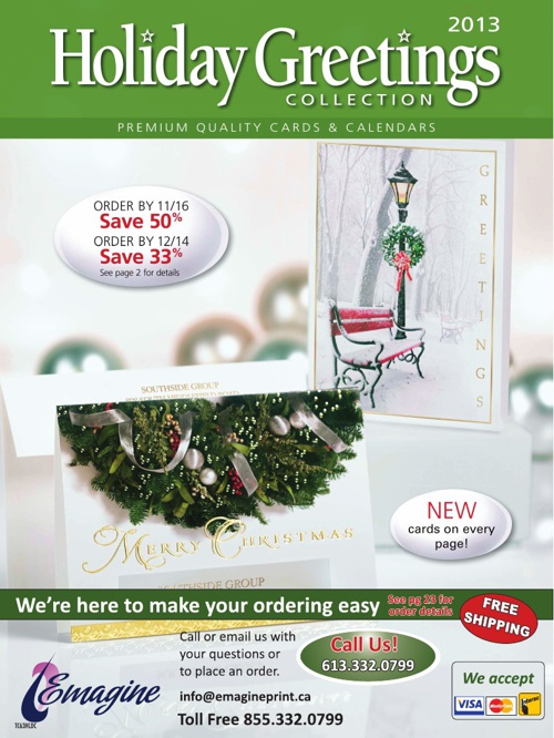Holiday Greetings Collection