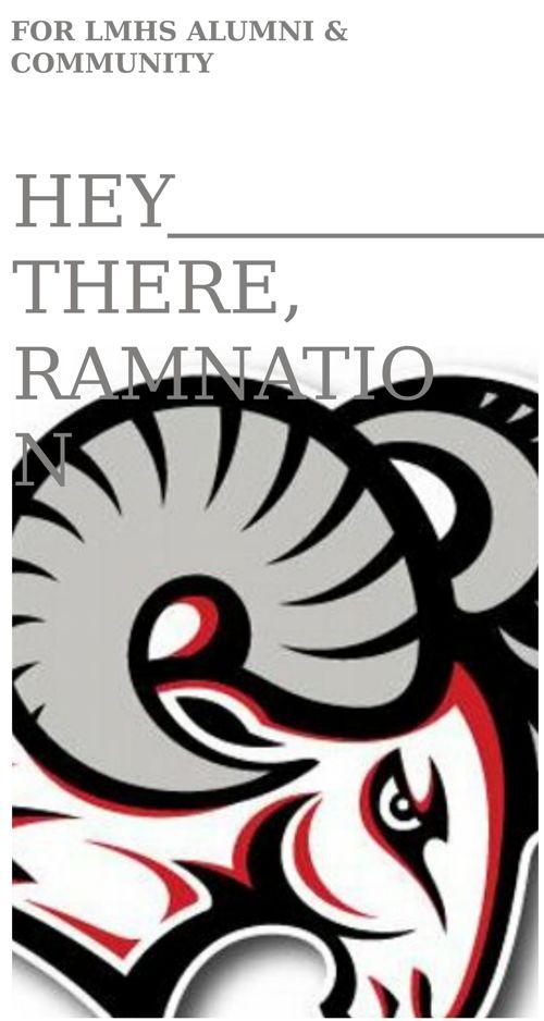 Ramnation Alumni and Community Association Newsletter