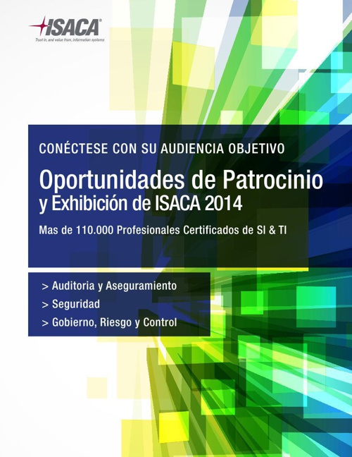 Brochure Patrocinio Latin CACS 2014