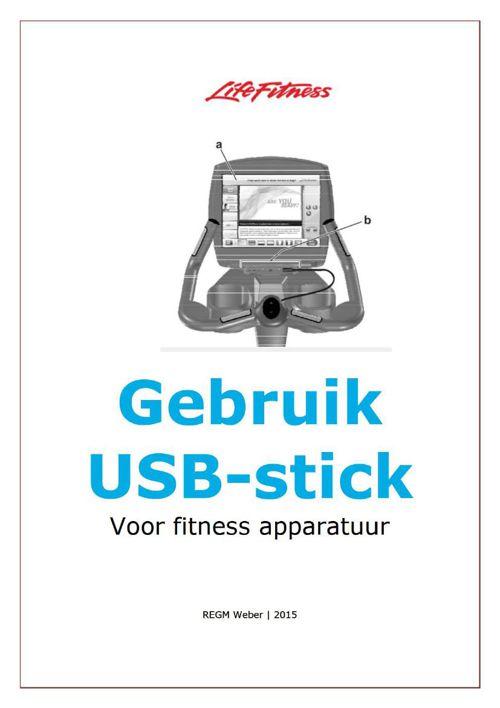 1. Gebruik USBstick re print