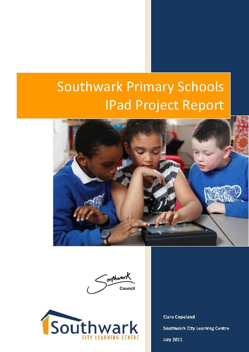 Southwark Primary Schools IPad Project Report