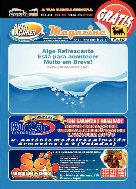 Auto Açores Magazine