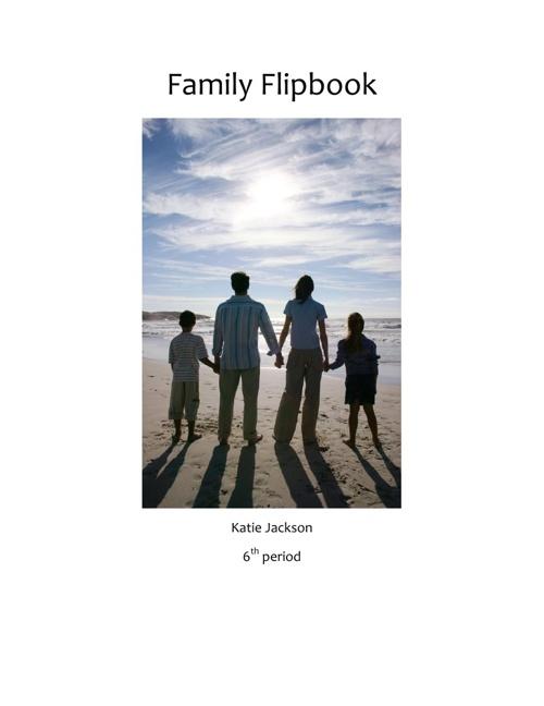 Family Flipbook