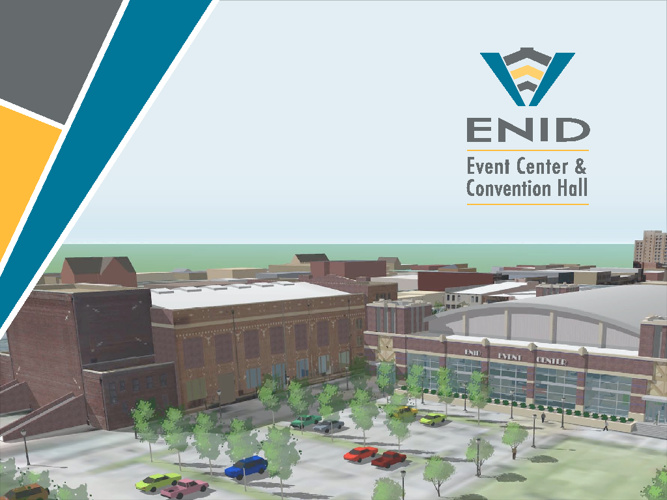 Enid Event Center and Convention Hall