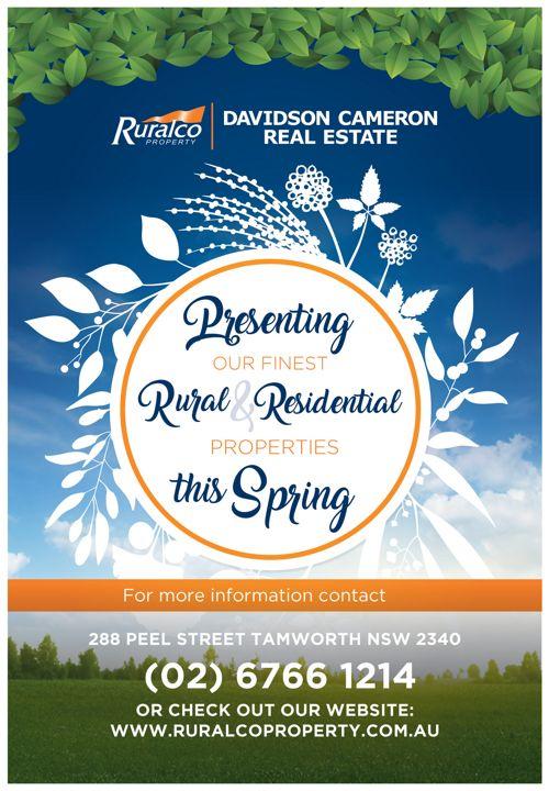 Davidson Cameron Real Estate -  Rural & Residential Property
