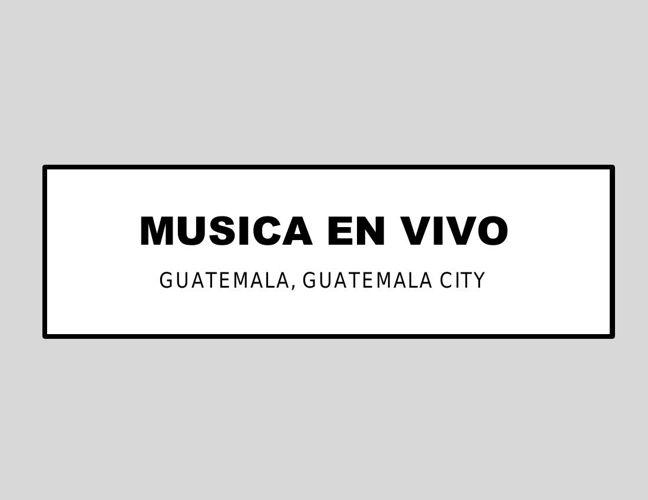 MUSICA EN VIVO1