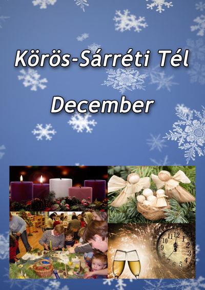 Körös Sárréti Tél - December