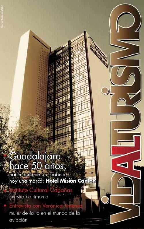 2da edición de la revista VIDALTURISMO