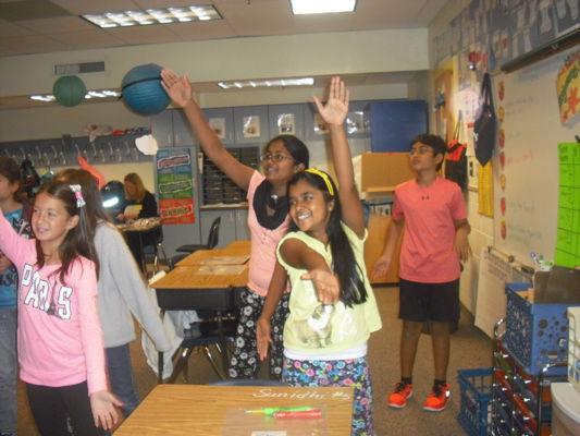 Fifth Grade Fall Fun Day
