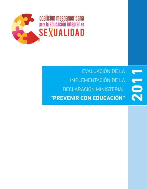 Coalición Mesoamericana - Prevenir con educación