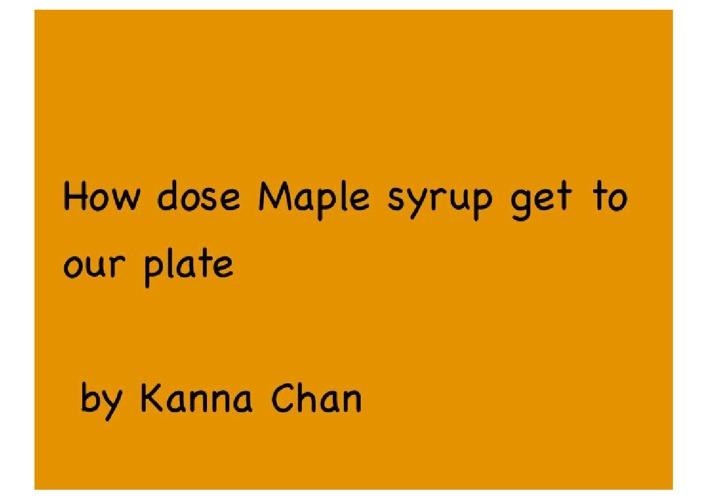 Kanna Farm to Table Book