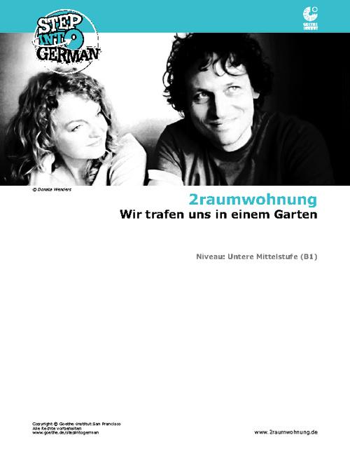Lieder im Deutschunterricht