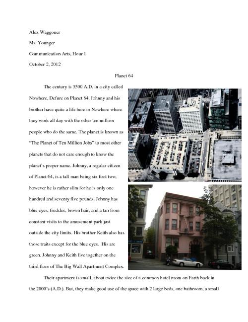 Short Story Final
