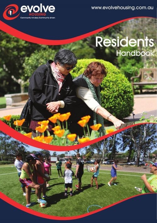 Evolve Housing Residents Handbook