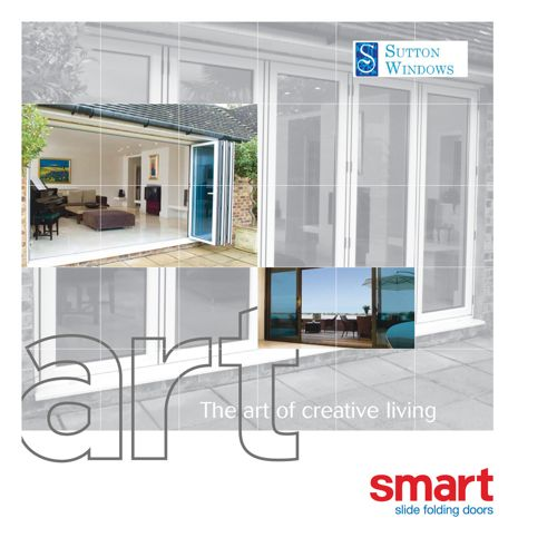 SMART Bi-Fold Brochure Sutton Windows