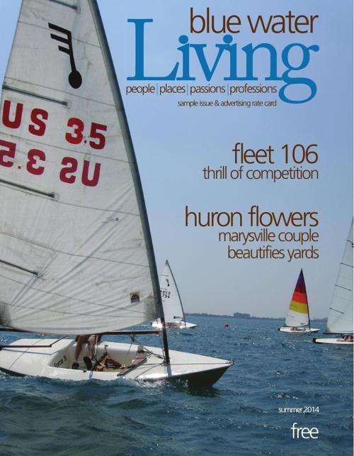 blue water living--sample issue--nov 2014
