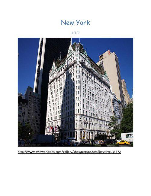 LT's NY Photos