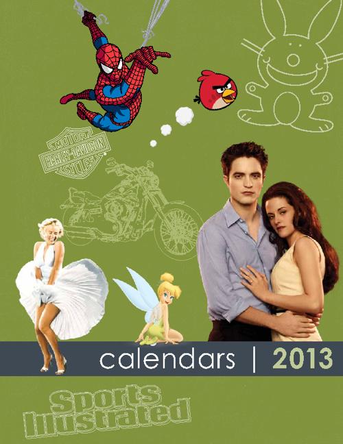 Calendar Catalog