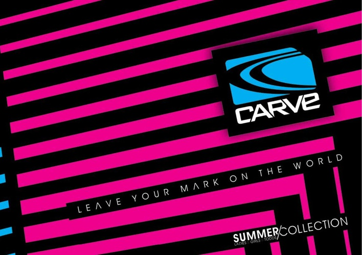 CARVE :: SUMMER 2014 CATALOGUE 2014 LADIES