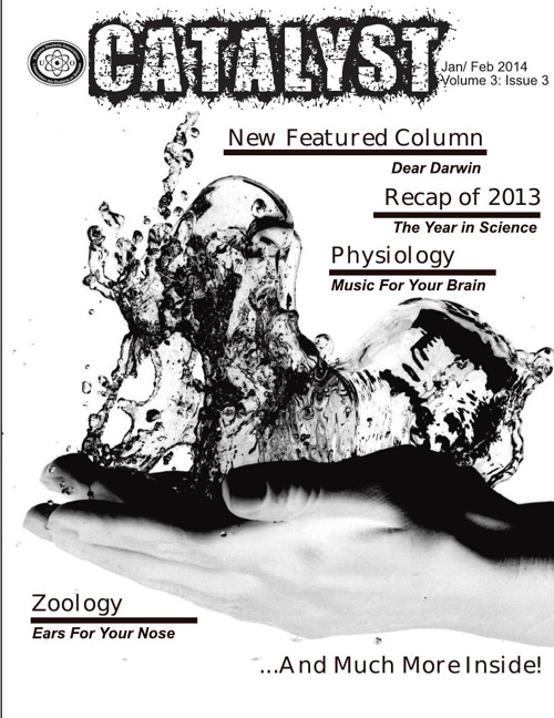 January/Febuary 2014 Issue of The Catalyst