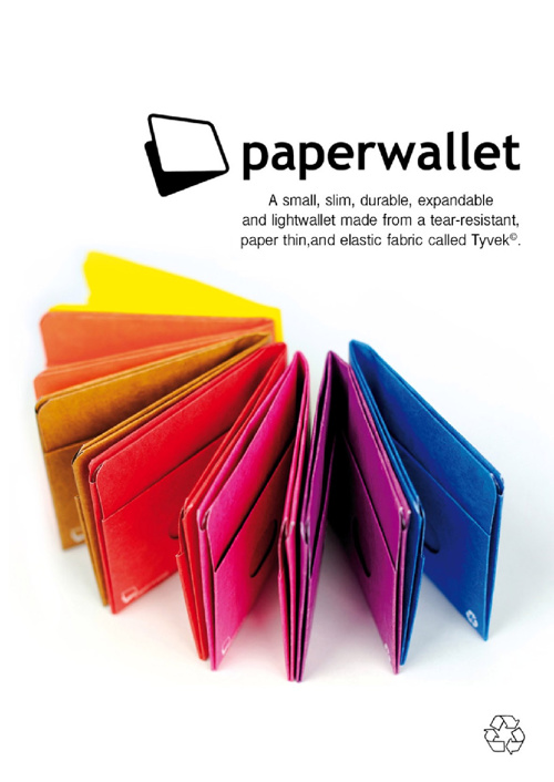 Paperwallet Catalogue