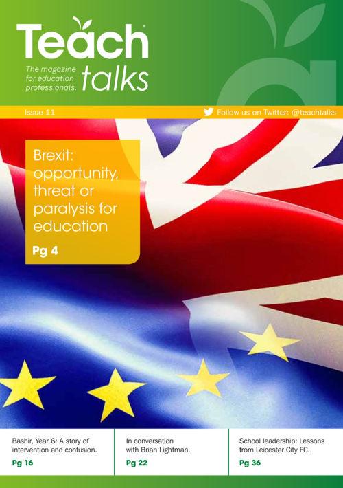 TeachTalks Issue11