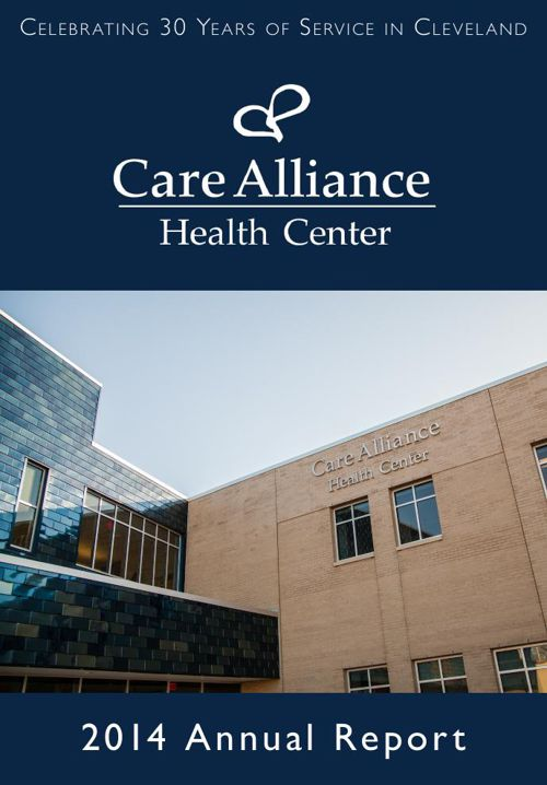 Care Alliance Health Center Annual Report