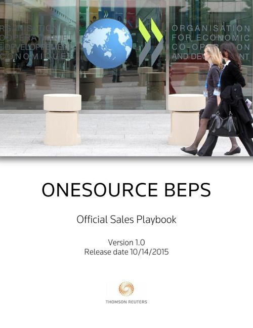 BEPS Reporting Solution for ONESOURCE_Playbook_FinalDraft 2)