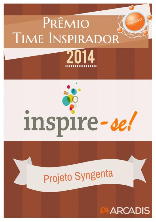 Time Inspirador - Indústria