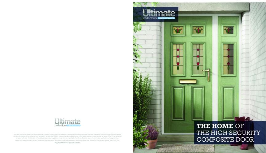 Sliders UK Composite Door Brochure