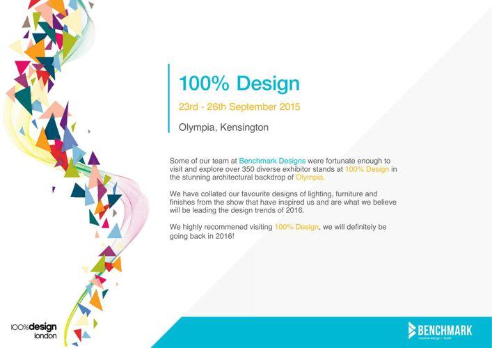 100% Design Report