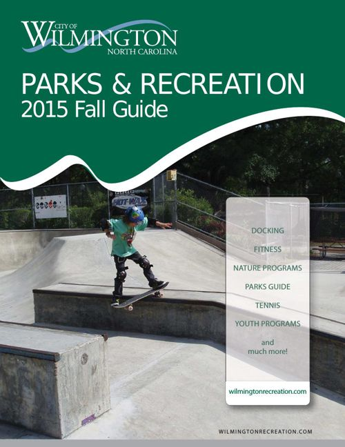 UPDATED FALL PROGRAM GUIDE2015