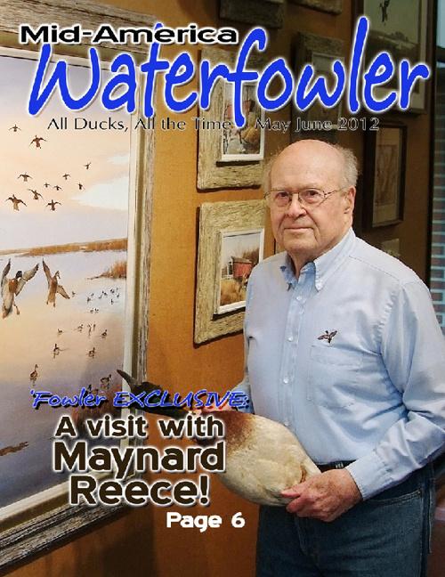 May June Waterfowler
