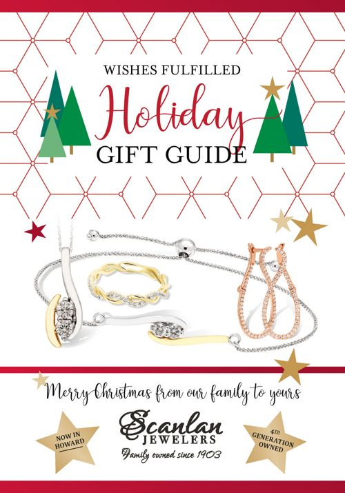 Scanlan Jewelers Holiday Gift Guide 2017