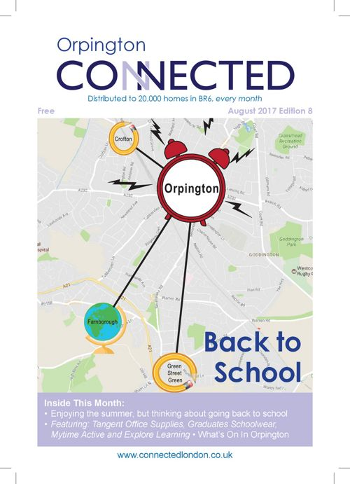 Orpington Connected August 2017 Edition