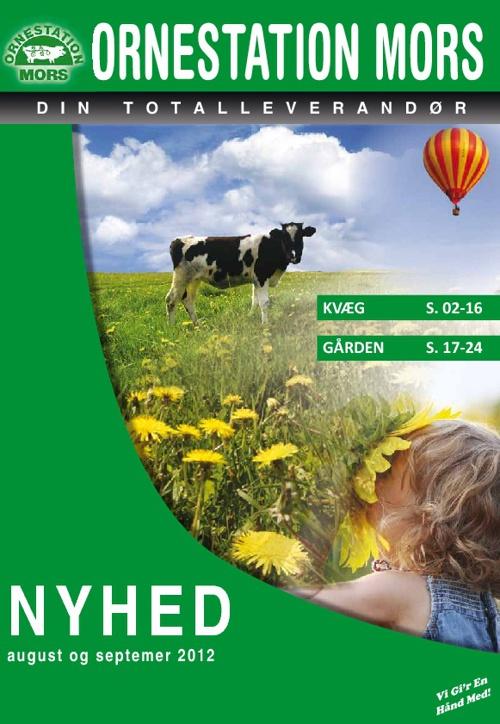 Kvæg Brochure