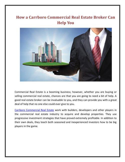 Fletcher Commercial Real Estate