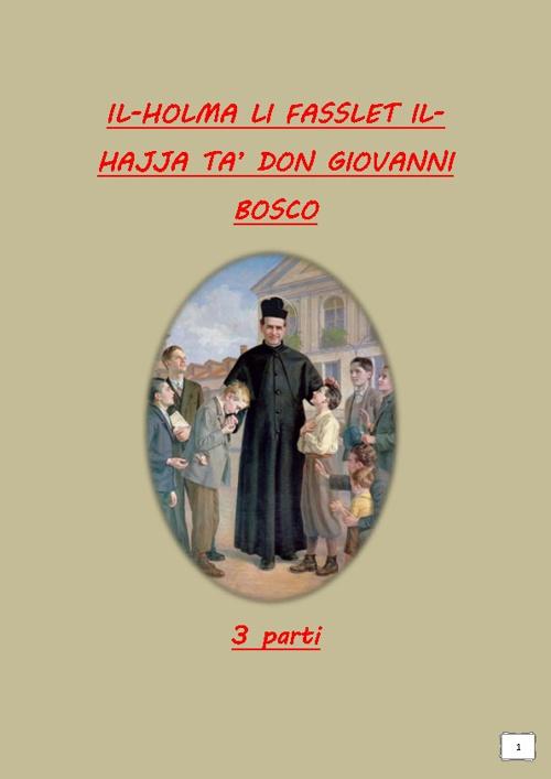 IL-HAJJA TA' DON BOSCO (2)