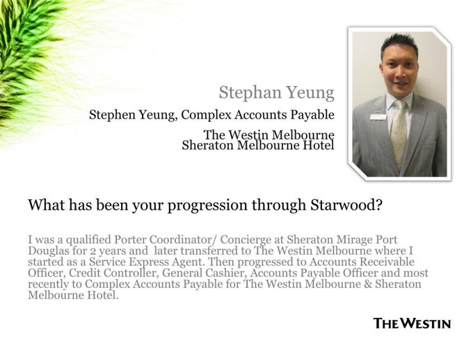 Day in a Life: Stephan Yeung