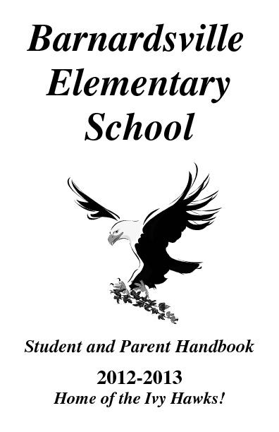 Barnardsville Elementary Handbook