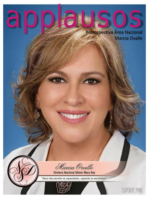 Marcia Ovalle - Revista de Retrospectiva, 2014