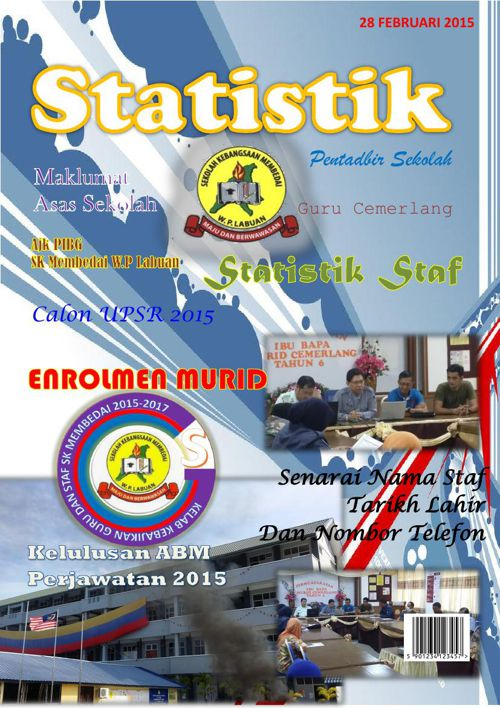 BUKUSTATISTIK FEB 2015