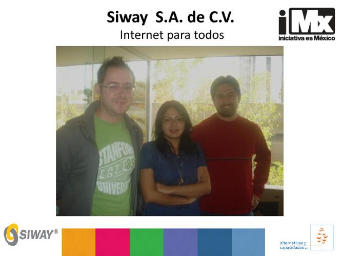 RF - Siway - Internet para todos
