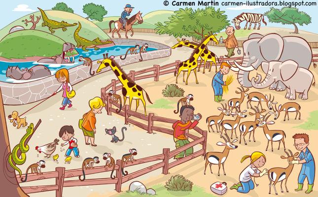 boekje over de zoo