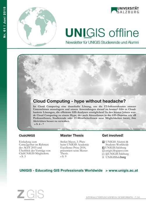 UNIGIS offline 02/2015