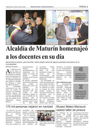 Notinotas Informativo 4ta Edición